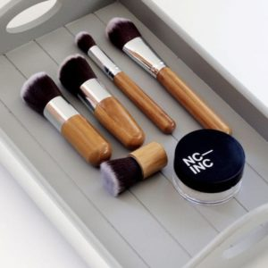 Pro Make Up Brush Set
